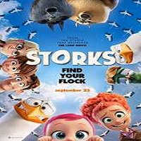 Storks (2016) Full Movie Watch Online HD Print Quality Free Download