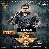 Suriya Singham 3 (2017) Hindi Dubbed Full Movie Watch Online HD Print Free Download
