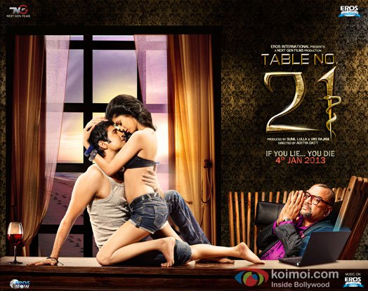 Table No 21 (2013) Full Movie Watch Online HD Print Download