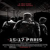 The 15:17 to Paris (2018) Full Movie Watch Online HD Print Free Download