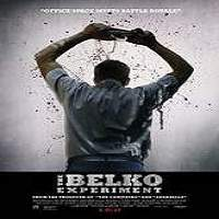 The Belko Experiment (2017) Full Movie Watch Online HD Print Free Download