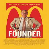 The Founder (2016) Hindi Dubbed Full Movie Watch Online HD Print Free Download