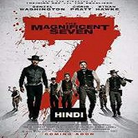 The Magnificent Seven (2016) Hindi Dubbed Full Movie Watch Online Free Download