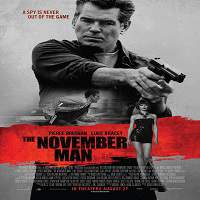 The November Man (2014) Hindi Dubbed Full Movie Watch Online HD Print Free Download