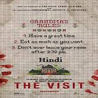 The Visit (2015) Hindi Dubbed Full Movie Watch Online HD Free Download