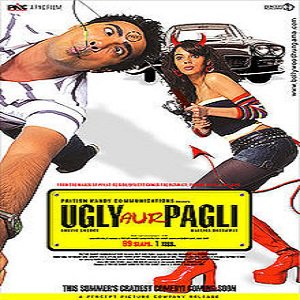 Ugly Aur Pagli (2008) Watch Full Movie Online DVD Print Free Download