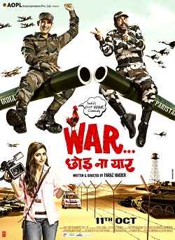 War Chhod Na Yaar (2013) Full Movie Watch Online HD Download