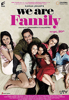 We Are Family (2010) Watch Full Movie Online HD Download