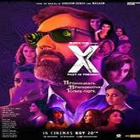 X: Past Is Present (2015) Full Movie Watch Online HD Print Free Download