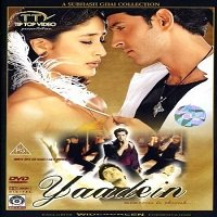 Yaadein (2001) Watch Full Movie Online DVD Free Download