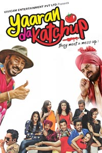 Yaaran Da Katchup (2014) Full Movie Watch Online HD Download