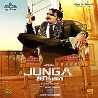 Junga The Real Don (2019) Hindi Dubbed Full Movie Watch Online HD Download