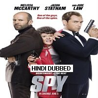Spy (2015) Hindi Dubbed Full Movie Watch Online HD Print Free Download