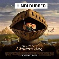The Tale of Despereaux (2008) Hindi Dubbed Full Movie Watch Online HD Print Free Download