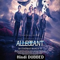 Allegiant (2016) Hindi Dubbed Full Movie Watch Online HD Print Free Download