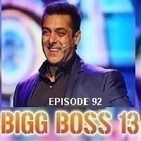 Bigg Boss (2019) Hindi Season 13 Episode 92 [31th-Dec] Watch Online HD Print Free Download