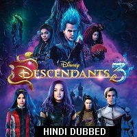 Descendants 3 (2019) Hindi Dubbed Full Movie Watch Online HD Print Free Download