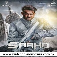 Saaho (2019) ORG Hindi Full Movie Watch Online HD Print Free Download