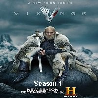 Vikings (2013) Hindi Dubbed Season 1 Complete Watch Online HD Print Free Download