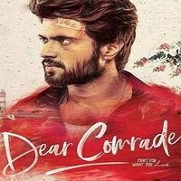 Dear Comrade (2020) Hindi Dubbed Full Movie Watch Online HD Free Download