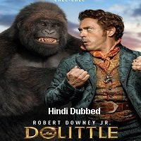 Dolittle (2020) Hindi Dubbed Full Movie Watch Online HD Free Download