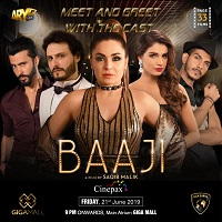 Baaji (2019) URDU Pakistani Full Movie Watch Online HD Print Free Download