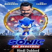 Sonic the Hedgehog (2020) Hindi Dubbed ORG Full Movie Watch Free Download