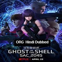 Ghost in the Shell SAC 2045 (2020) Hindi Season 1 Complete Watch Online HD Free Download