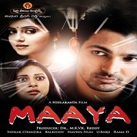 Maaya (2014) Hindi Dubbed Full Movie Watch Online HD Print Free Download