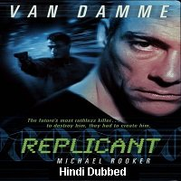 Replicant (2001) Hindi Dubbed Full Movie Watch Online HD Print Free Download