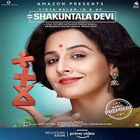 Shakuntala Devi (2020) Hindi Full Movie Watch Online HD Print Free Download