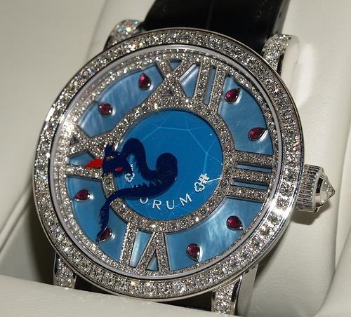 corum watch photo
