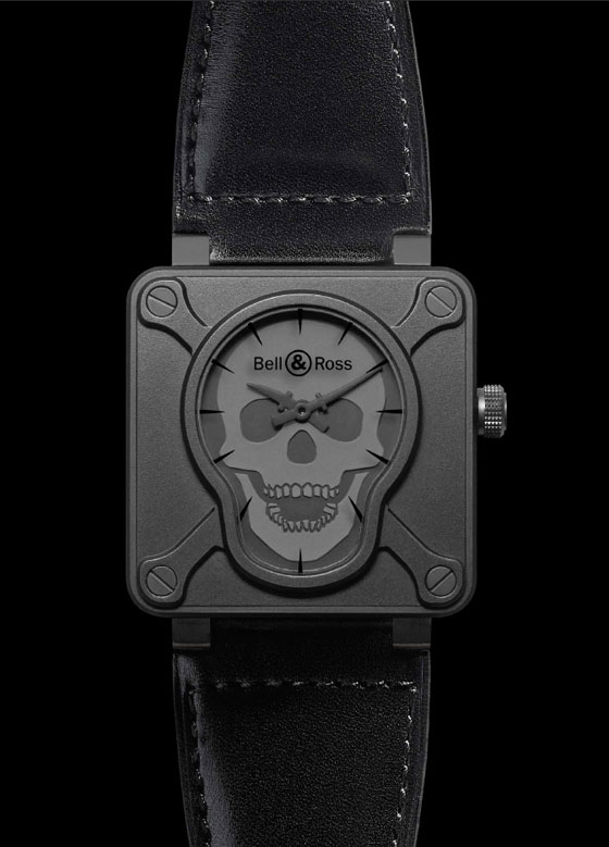 Bell & Ross BR 01 Airborne