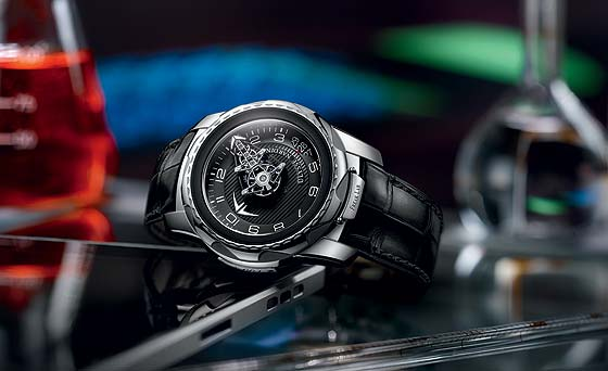 Ulysse Nardin Freak Lab - side