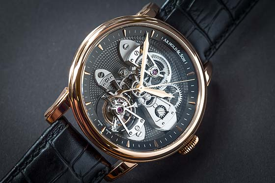 Arnold & Son TBTE - front
