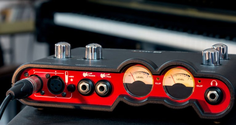 Best Audio Interface For Gaming