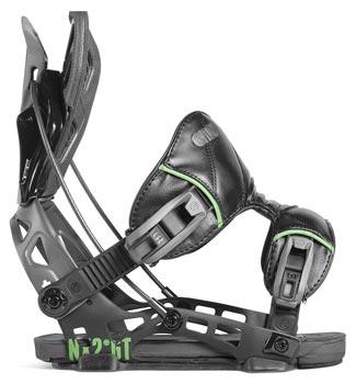 Flow NX2-GT Snowboard Bindings