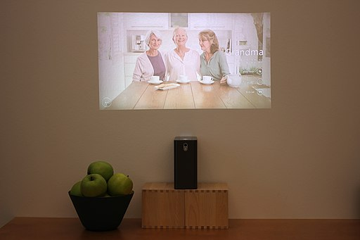what is short throw projector