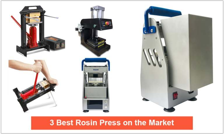 3 Best Rosin Press on the Market