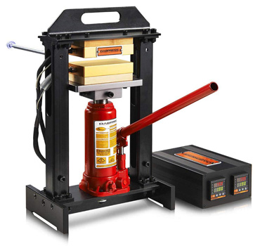 6 Ton Bottle Jack Heat Press Machine