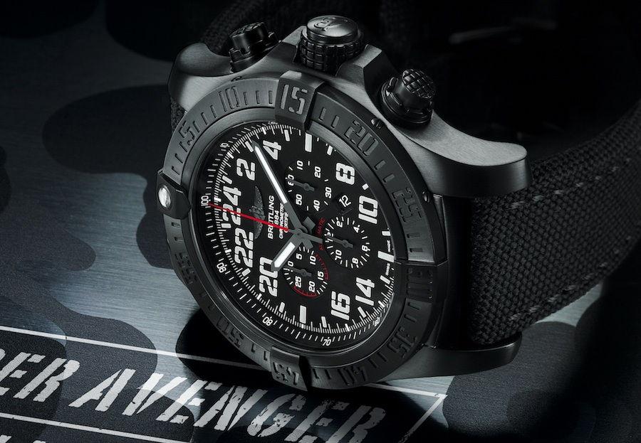 Breitling Super Avenger Military une montre d'élite.jpg