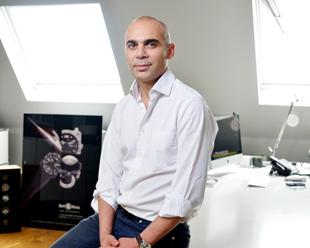 Bruno Belamich, directeur de la création chez Bell & Ross