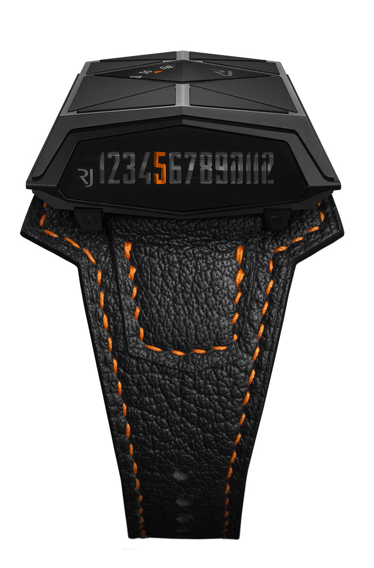 Romain Jerome Spacecraft Black