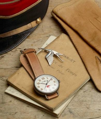 La Vintage WW1 Guynemer par Bell&Ross