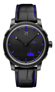 Romain Jerome Space Invaders® Ultimate Edition Blue