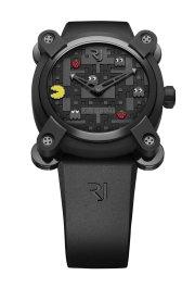 Romain Jerome Pacman 40mm black