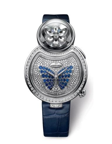 Jaquet Droz Lady 8 Flower diamants