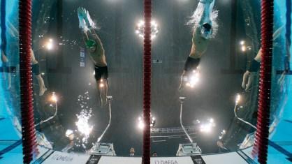 omega-swimming-under