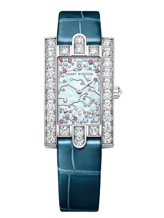 Harry Winston The Avenue Collection: Avenue Classic Cherry Blossom - Soldat