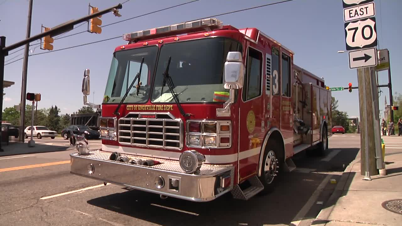 Knoxville Fire Department generic_210721